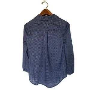 Urban Outfitters Tops - Kimchi Blue Button Down Shirt Blue XS